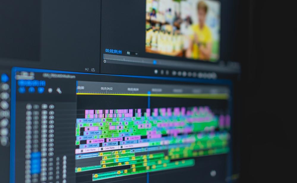 A legjobb videoszerkesztő szoftver