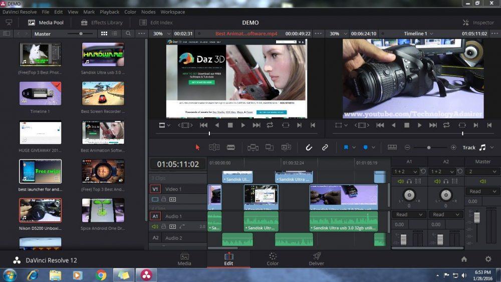 Videoszerkesztő programok windows 7