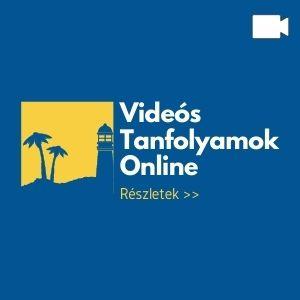 Videós Tanfolyamok Online
